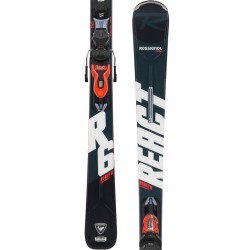 Rossignol React R6 Compact Xpress + Look XPress 11 GW B 83 black/hot ( 2020/21), 149, 156, 163, 170, 177 см