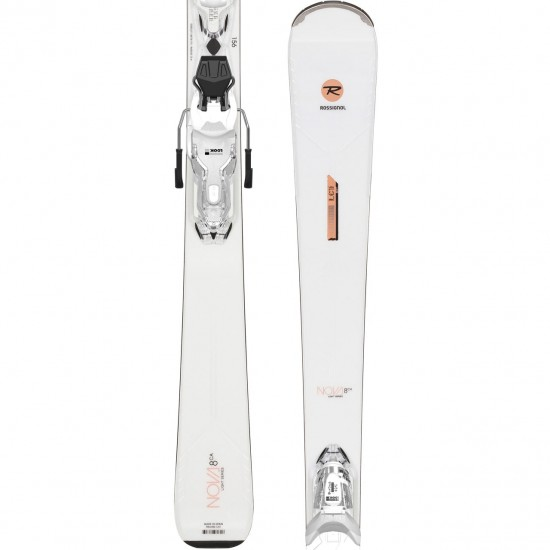 Rossignol Nova 8 Xpress W + XPRESS W 11 GW B83 ( 2020/21), 149, 156, 163 см