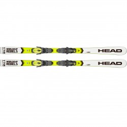 Head Worldcup Rebels i GSR + Head PR 11 GripWalk ( 2019/20), 165, 170, 175 см