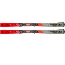 Head Supershape i Rally + Head PRD 12 GripWalk ( 2019/20), 163, 170, 177 см