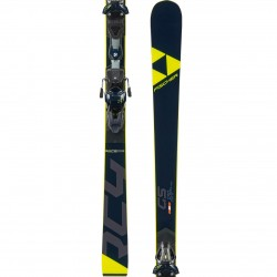 Fischer RC4 Worldcup GS Masters Curv Booster (2019/20), 189 см