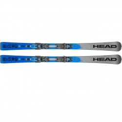Head Supershape i Titan + Head PRD 12 GripWalk ( 2019/20), 156, 170 см